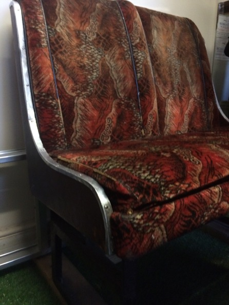 Train seating